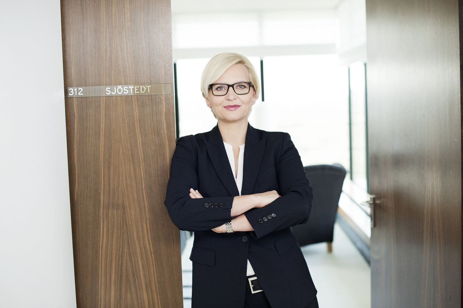 Eva Lotta Sjöstedt / Gewinner Verlierer