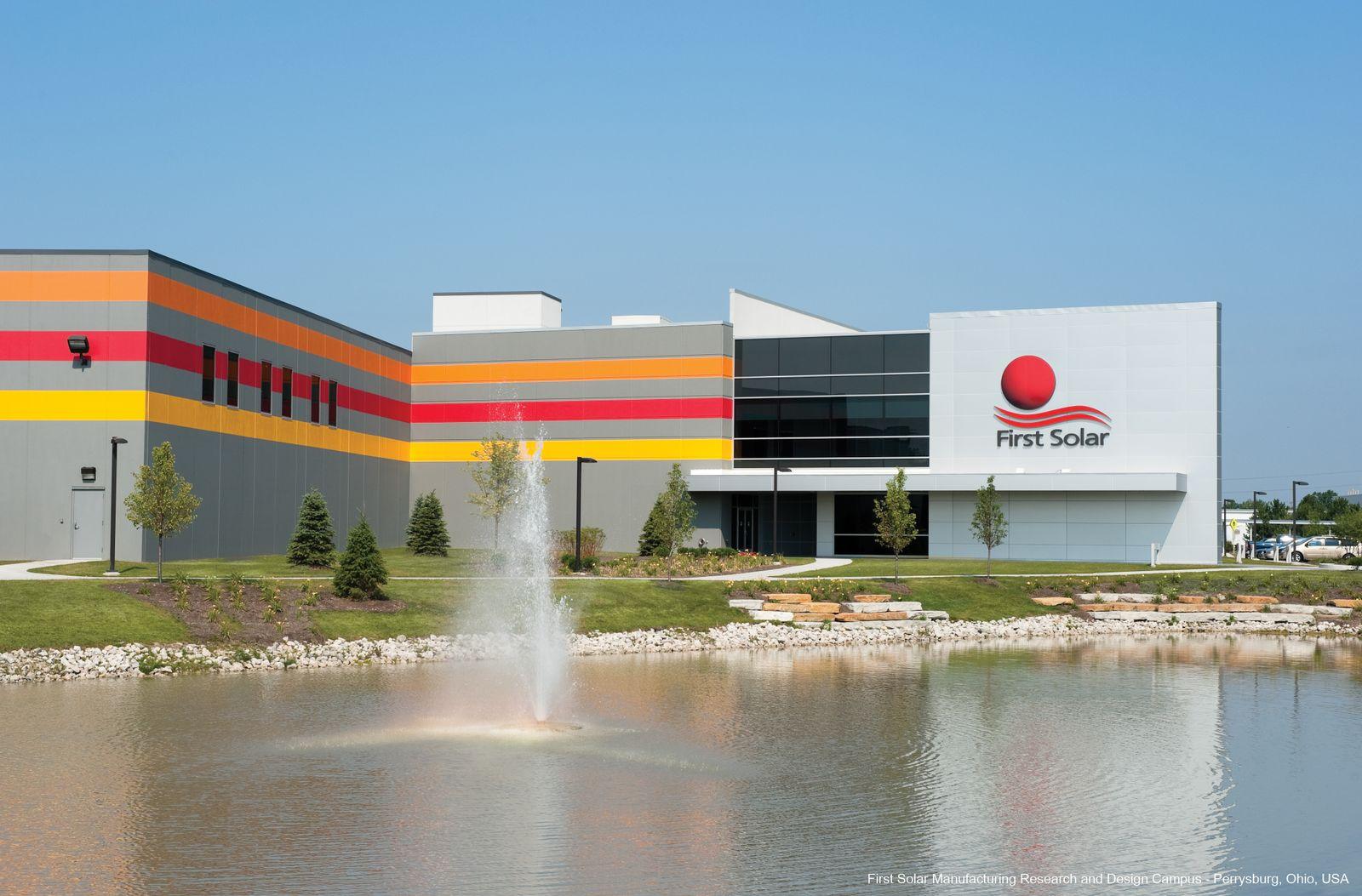 First Solar / Manufactoring / Perrysburg, Ohio, USA