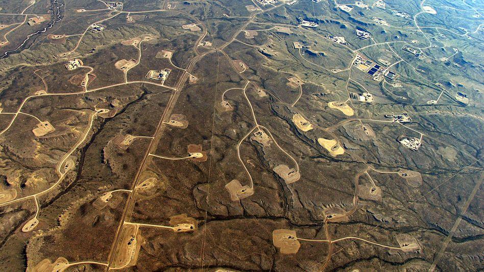 Fracking in den USA (Wyoming): Dauerhaft billiges Öl und Gas?