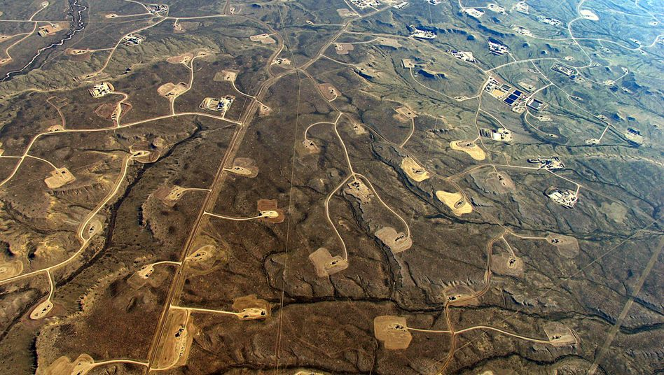 Fracking in den USA (Wyoming): Dauerhaft billiges Öl und Gas?