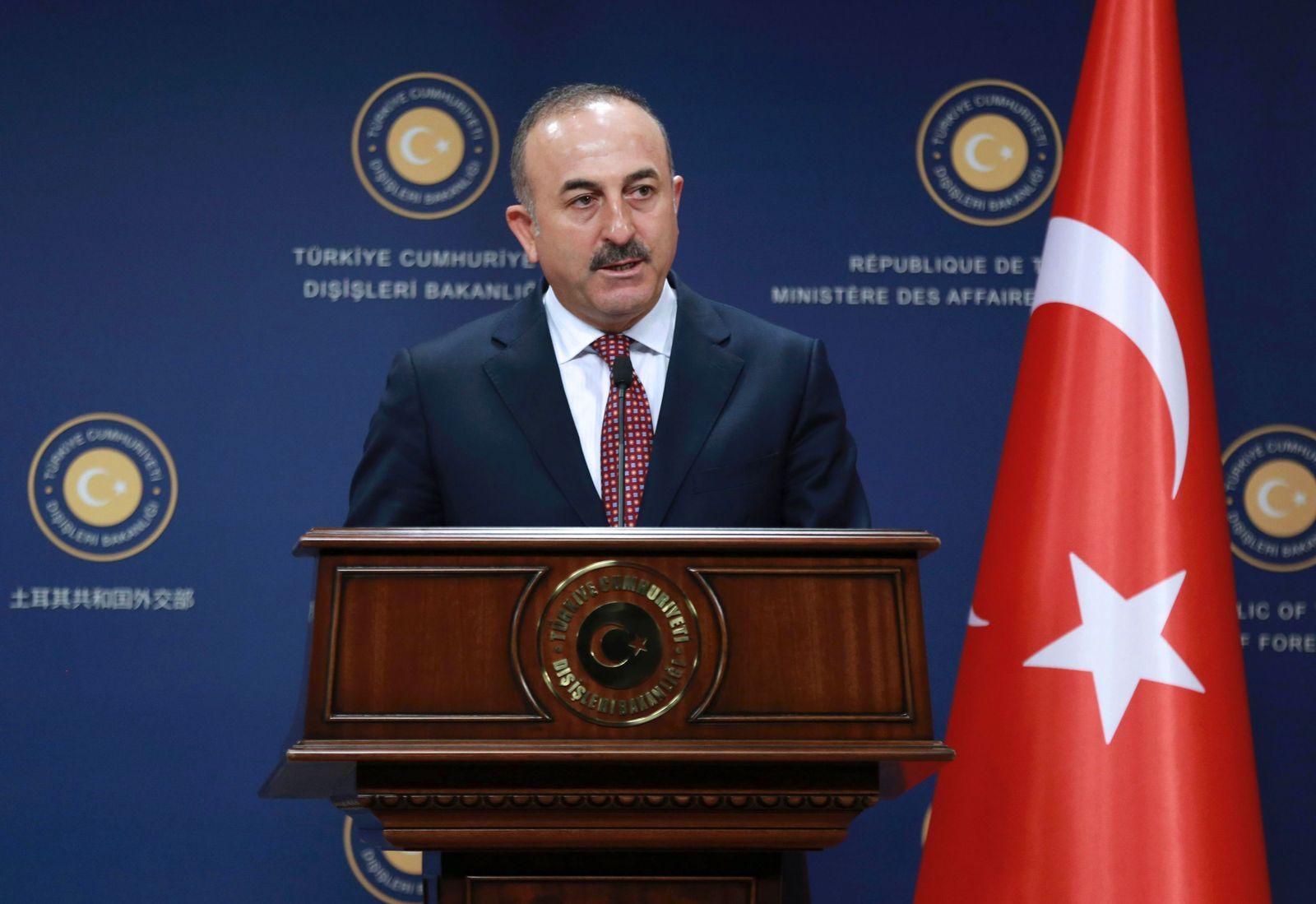 Cavusoglu Türkei