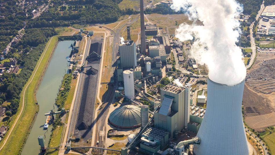 Objekt der Begierde: der Kohleverstromer Steag