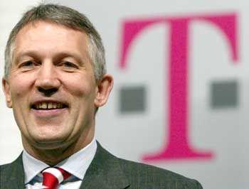 Er geht nicht als armer Mann: Der ehemalige T-Online-Chef Thomas Holtrop erhält eine stattliche Abfindung