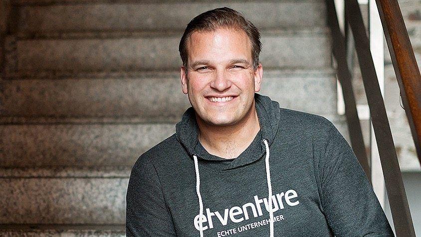 Auf und davon: Etventure-Gründer Philipp Depiereux