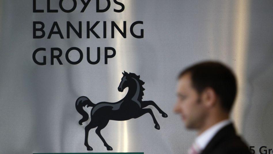 Rechnet mit erheblichen Kosten: Die Lloyds Banking Group, Mutterkonzern des britischen Versicherers Clerical Medical, hat Rückstellungen in Höhe von 200 Millionen Euro gebildet - für mögliche Schadenersatzforderungen allein in Deutschland