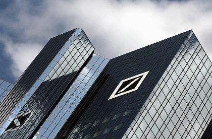 Grenzen bei organischem Wachstum: Deutsche Bank in Frankfurt
