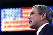 Niederlage im Senat: George W. Bush