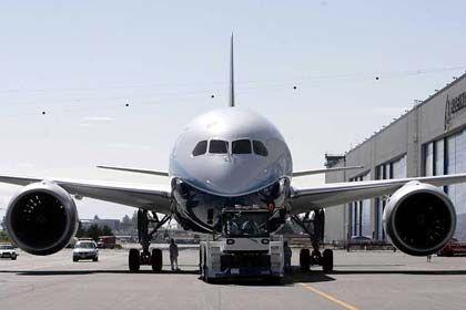 Im Aufwind: Boeing hat im zweiten Quartal 2007 einen Milliardengewinn eingeflogen - und auch der Dreamliner soll künftig für gute Geschäfte sorgen