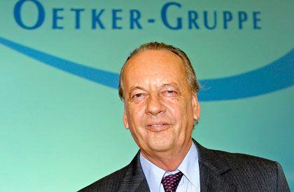 Den Deal eingefädelt: Unternehmerlegende August Oetker