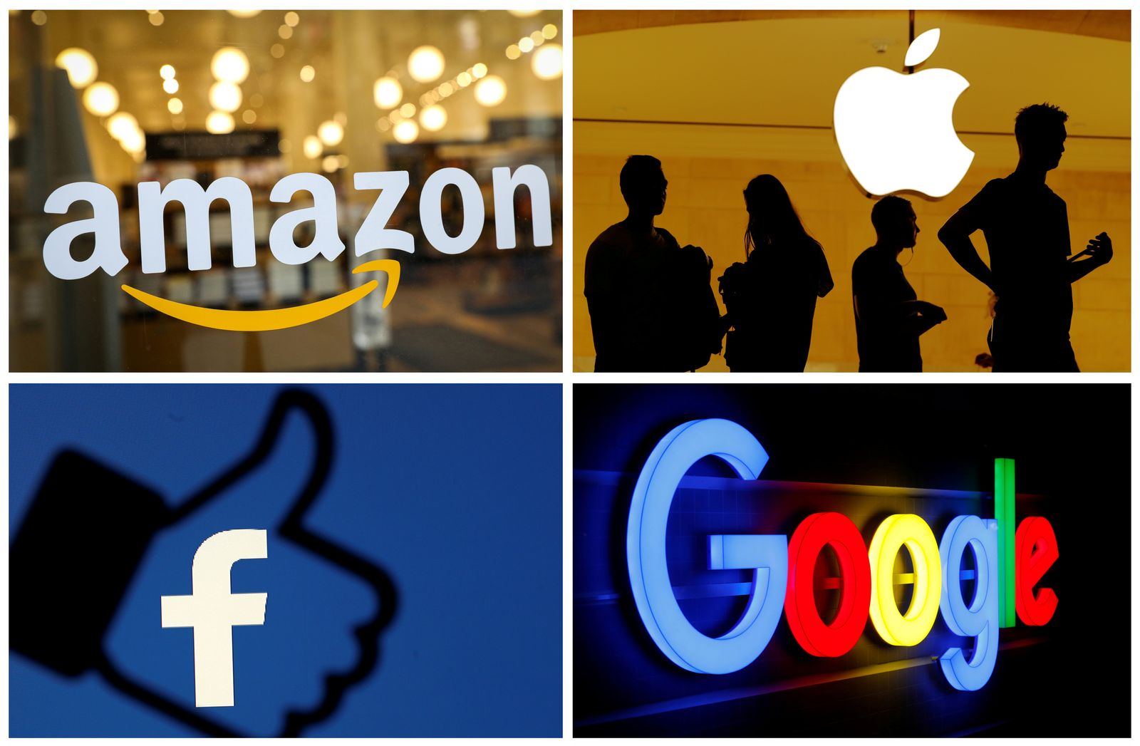 Apple / Facebook Amazon Google