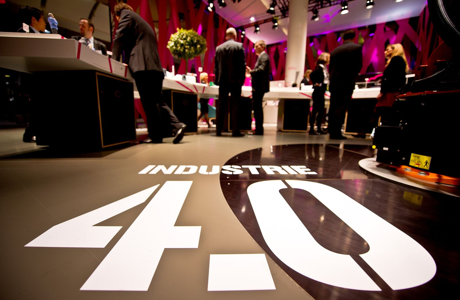 Hannover Messe / Industrie 4.0
