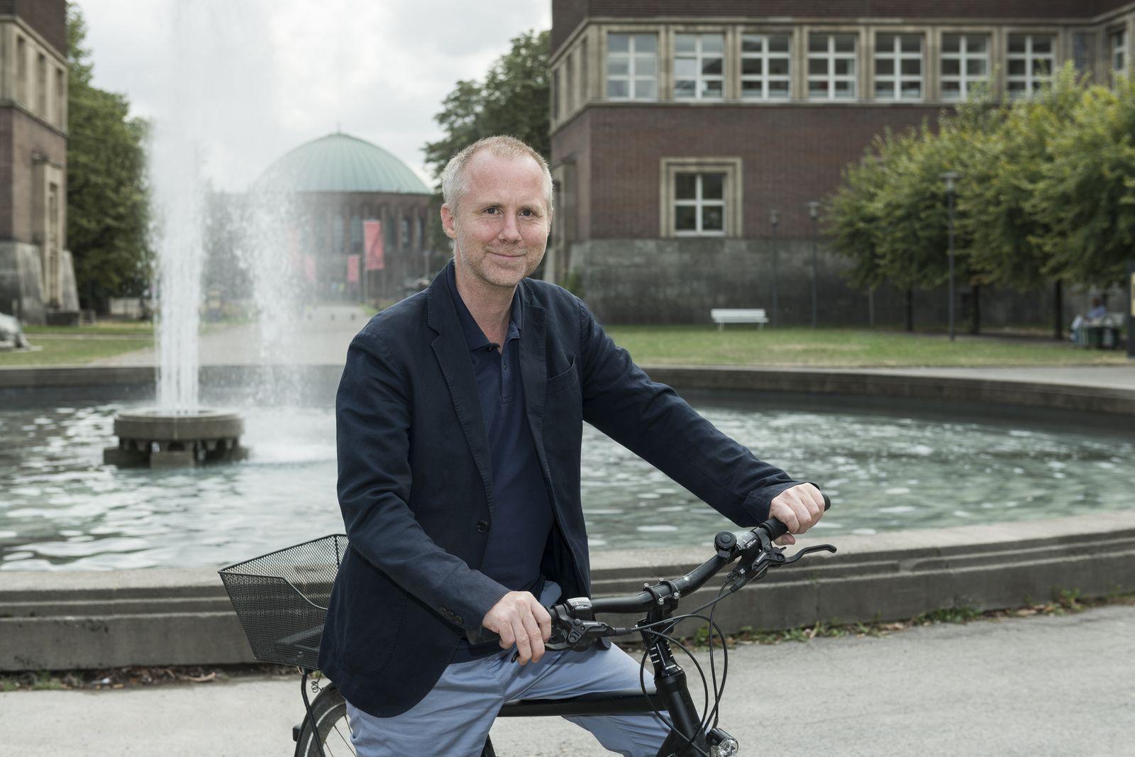 Felix Krämer, Direktor Kunstpalast Düsseldorf