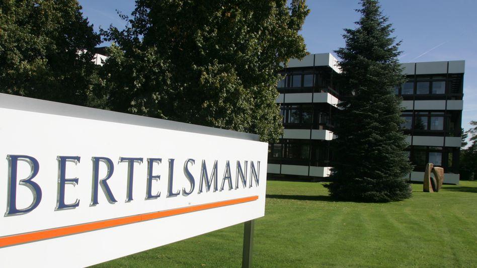 Die Zentrale des deutschen Medienkonzerns Bertelsmann in Gütersloh: Designierter Chef will Zentrale stärken