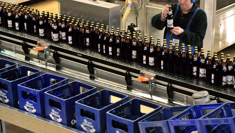 Oettinger Bier: Peter Böck vom Kindergetränkehersteller Capri Sun soll es richten