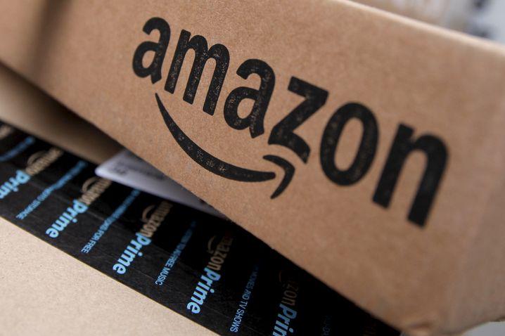 Amazon-Pakete: Bei dem Onlinehändler boomt das Geschäft aufgrund der Corona-Krise