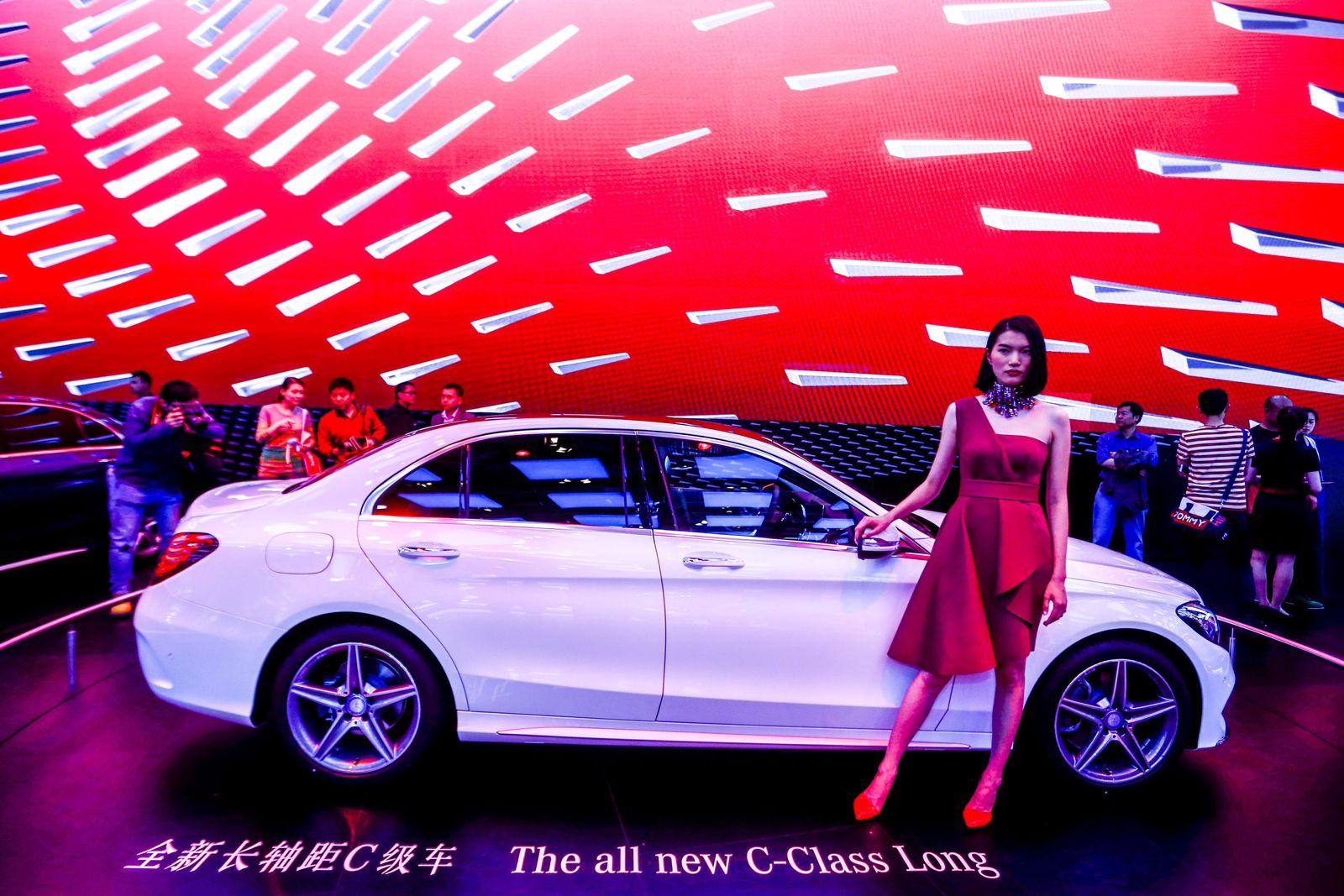 Daimler in China