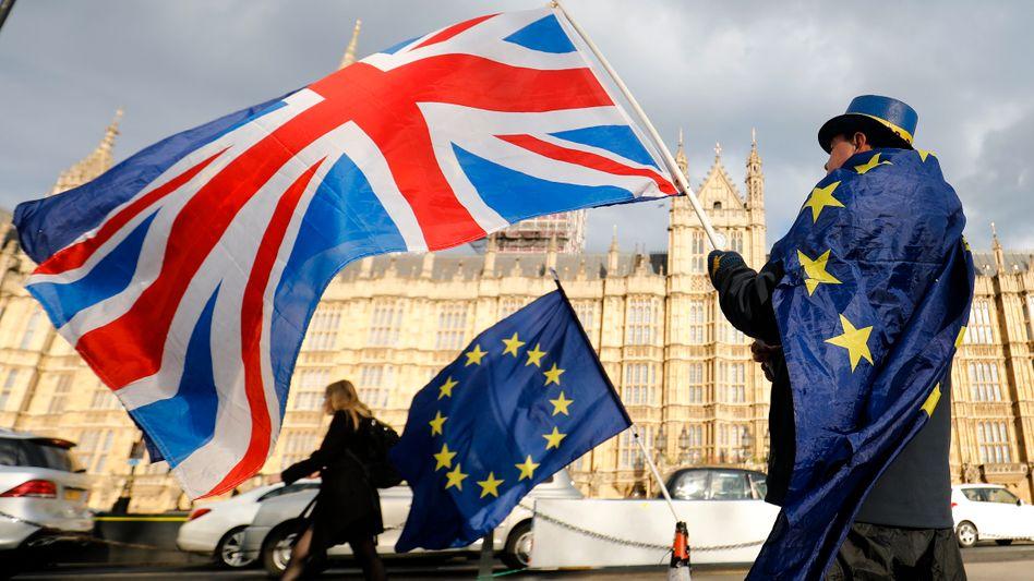 Brexit mit oder ohne Deal? Die Fronten sind verhärtet