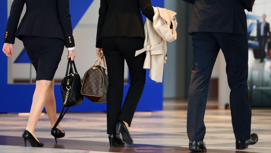 Gravierende regionale Unterschiede: Je höher das Durchschnittseinkommen der Männer desto größer die Gehaltslücke zu Frauen