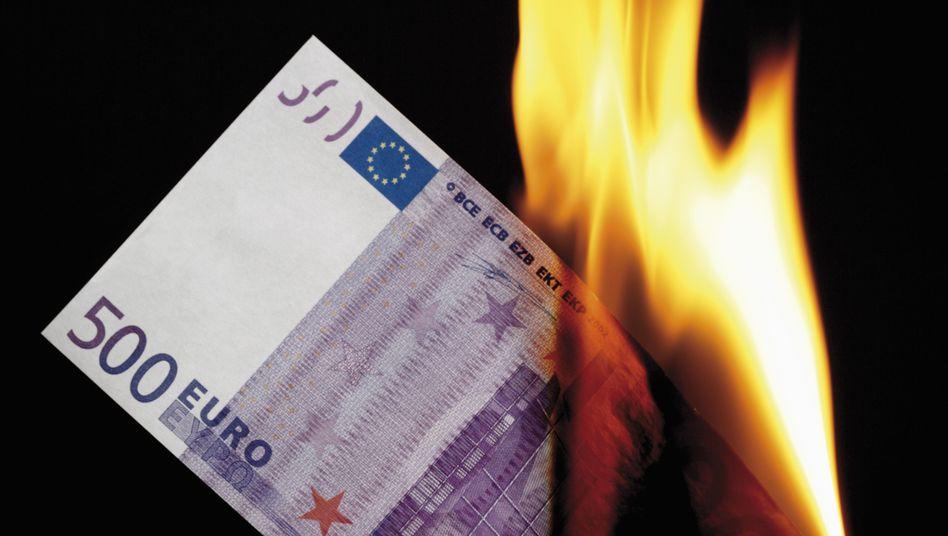 """Ökonom Gros: """"In der Krise muss die EZB helfen, die Finanzmärkte vor einem Komplettzusammenbruch zu bewahren"""""""