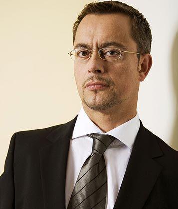 Johannes J. Reich, Leiter des institutionellen Aktiengeschäftes und Partner beim Bankhaus Metzler
