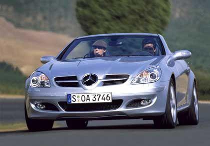 Mercedes SLK: Die Neuauflage des kleinen SL-Bruders soll an die Erfolge des Vorgängers anknüpfen