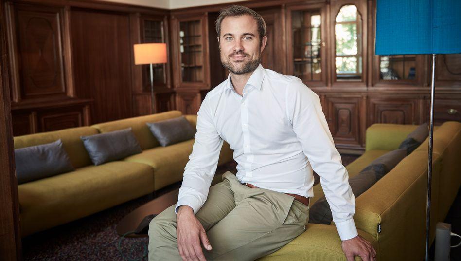 """Haufe-Umantis-Chef Marc Stoffel: """"Selbstbestimmung hat wahnsinnig viel im Engagement der Mitarbeiter bewirkt"""""""