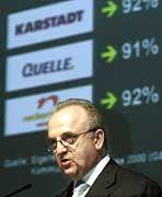 Wolfgang Urban: Eine Prognose für das gesamte Geschäftsjahr wollte der Konzernchef wegen unsicherer Rahmenbedingungen nicht wagen.