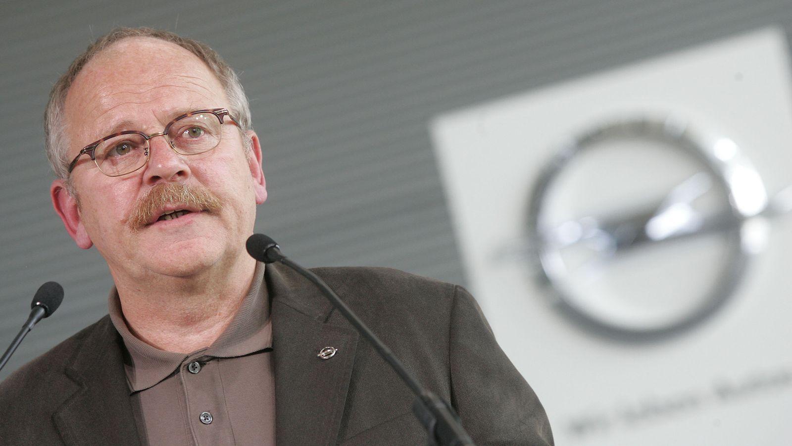 NICHT VERWENDEN Opel Klaus Franz