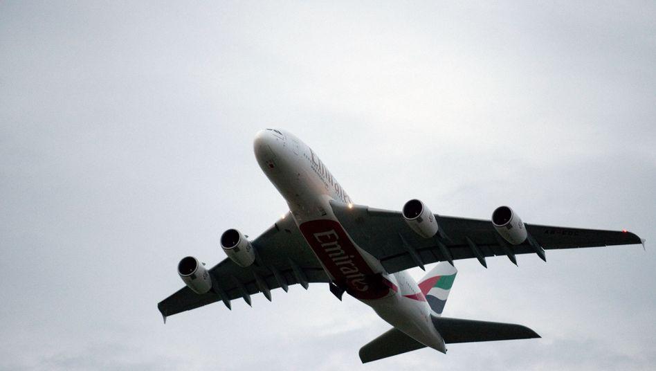 Bald ein deutsches Staatsflugzeug? Der Bund will offenbar mit 12 Prozent bei EADS einsteigen