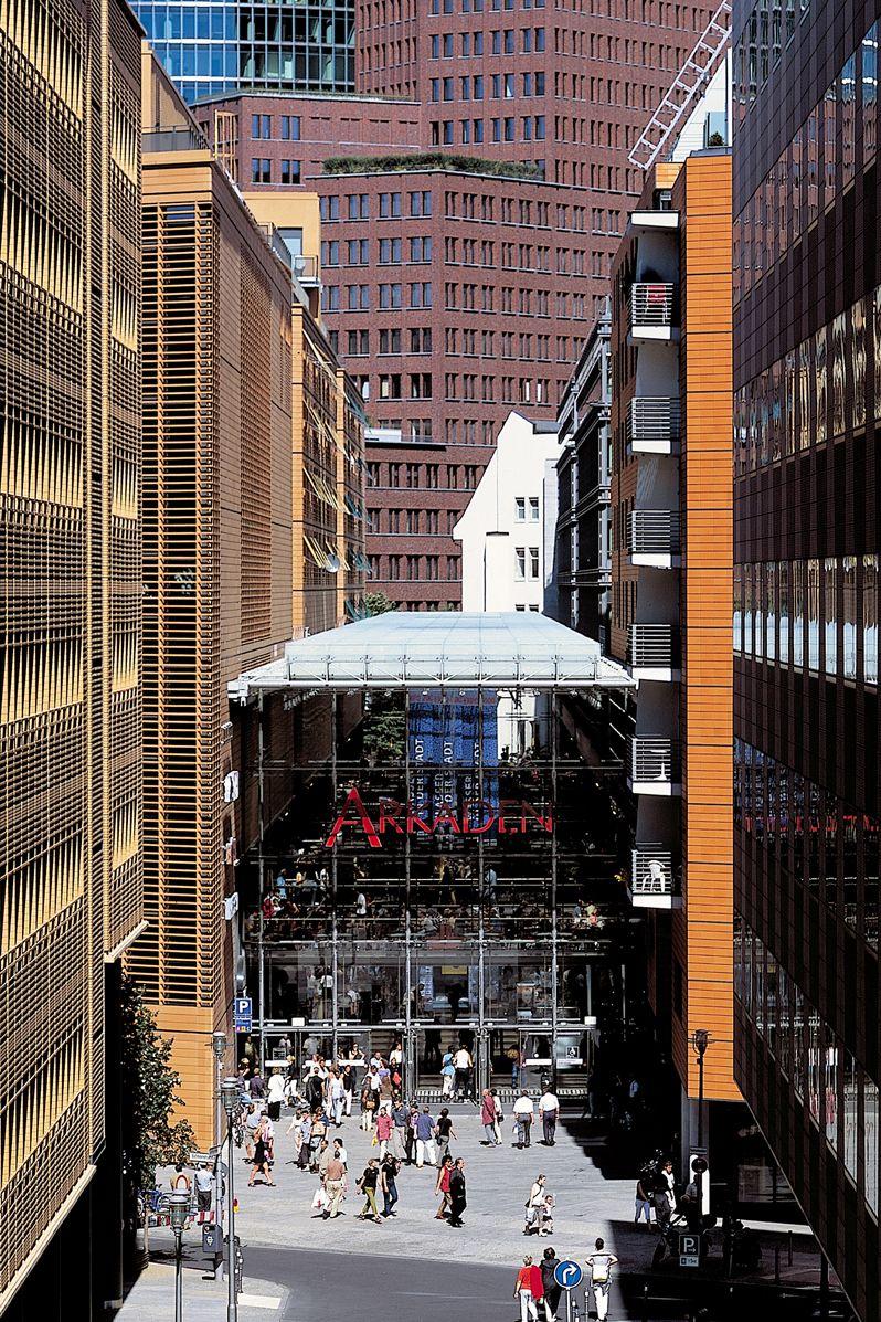 """Berlin / """"Potsdamer Platz Arkaden"""""""