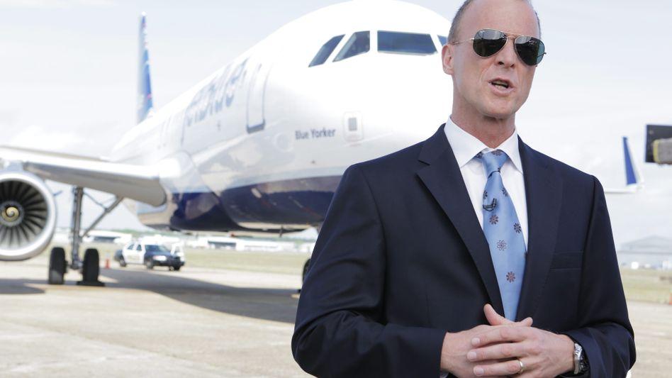 Abflug des Airbus-Chefs: Tom Enders (60) muss keine Altersarmut fürchten