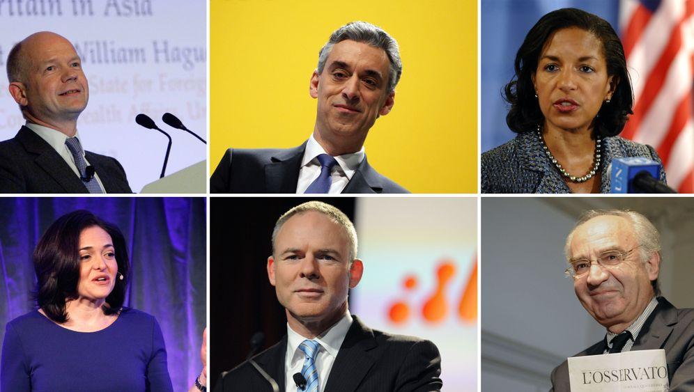 McKinsey: Die Ehemaligen an den Schalthebeln der Macht