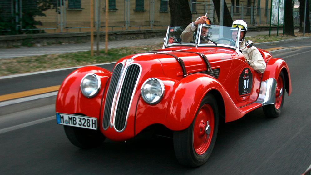Mille Miglia: Edelmetall auf Italien-Kreuzfahrt