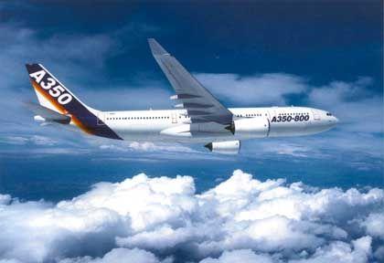 Airbus A350-800: Der Subventionsstreit um den Flugzeughersteller landet vor der WTO