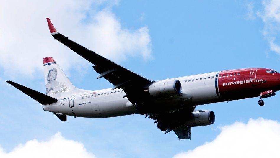 Norwegian Airlines: Die Aktie schießt nach Bekanntwerden der Nachricht um 40 Prozent nach oben