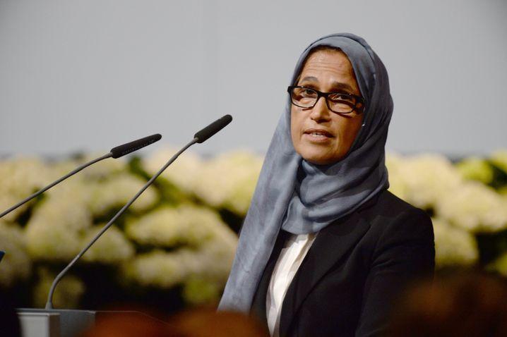 Hessa Al Jaber: Die neue Vertreterin des VW-Großaktionärs Katar hält den jetzt eingeschlagenen Weg von Volkswagen für richtig