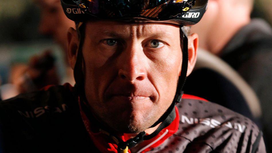 Ex-Radstar Lance Armstrong: Mit hohen Geldforderungen konfrontiert