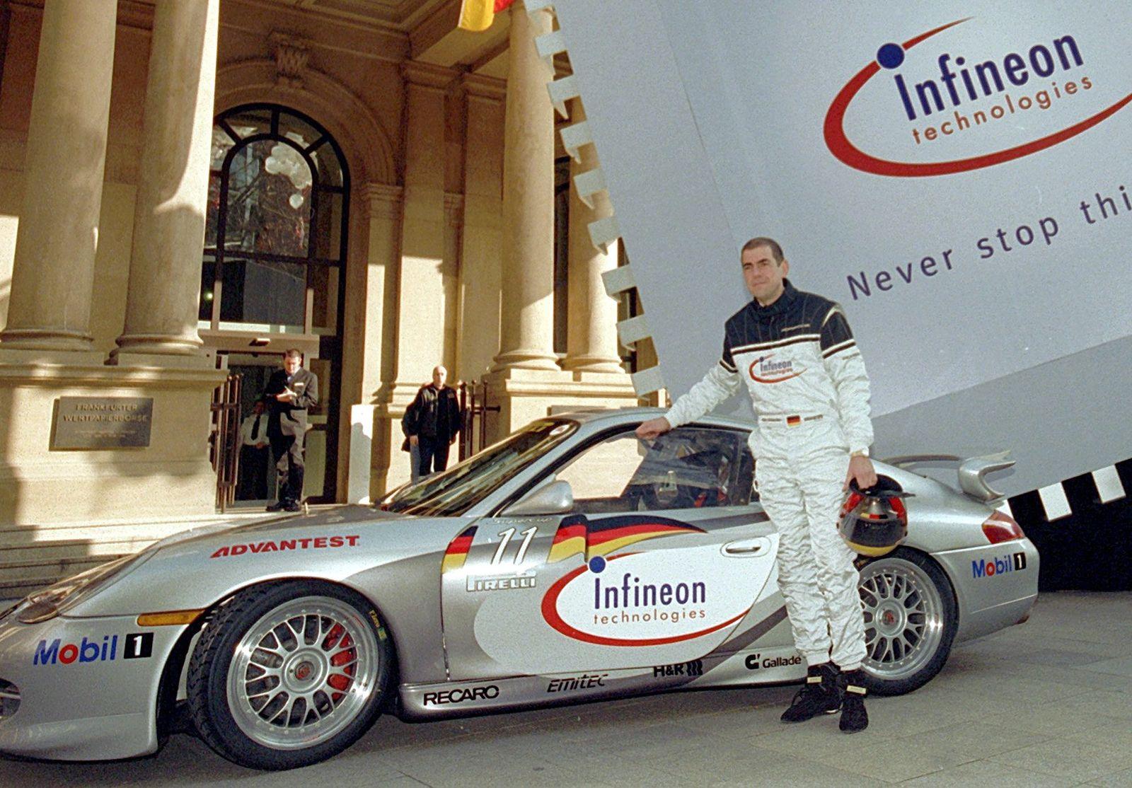 Börsencrash / Infineon Start 2000