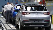 Opel schließt Werk in Eisenach bis Jahresende