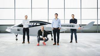 Flugtaxi-Gründer im Höhenrausch