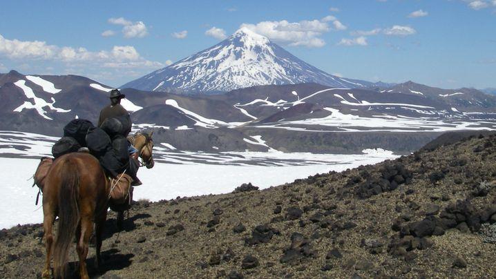 """""""Vira Vira"""" in Chile: Luxuslodge am Vulkan"""