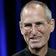 Wieder da: Apple-Chef Steve Jobs bei seinem heutigen Auftritt in San Francisco