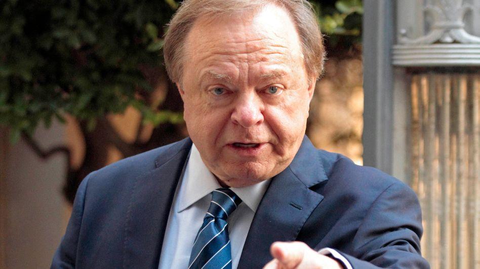 Harold Hamm, Chef von Continental Resources