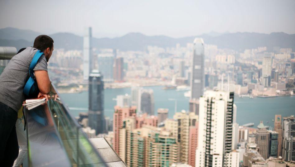 Metropole Honkong: Die Verbindlichkeiten einzelner Regionen Chinas seien instransparent, beklagen Analysten von Moody's.