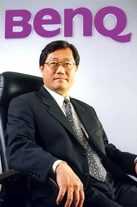"""""""Die Art der Zusammenarbeit soll geändert werden"""": BenQ-Chef Lee Kun-Yao"""