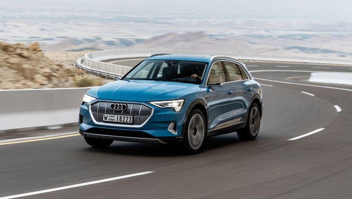 Elektroautos 2019: Das sind die neuen Modelle von Audi, Mercedes, Tesla und Co.
