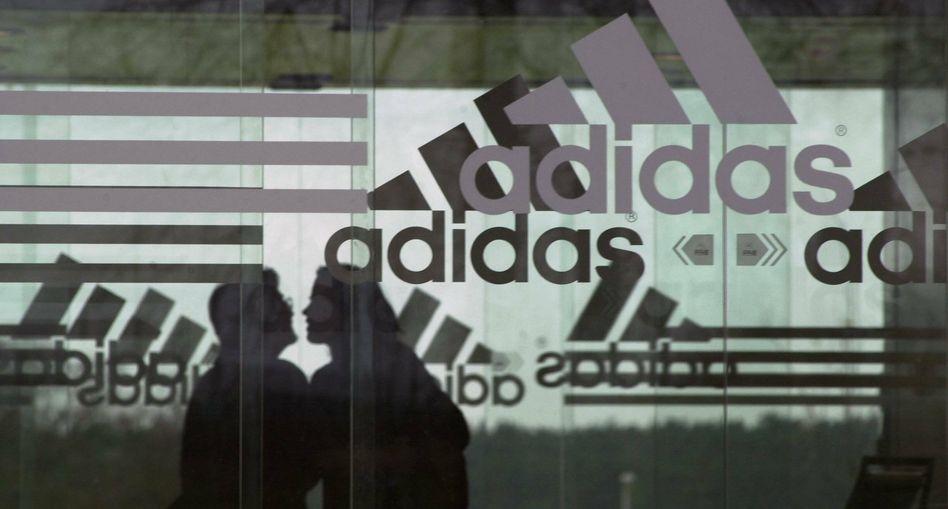 Adidas-Zentrale in Herzogenaurach: Von Kaufzurückhaltung nichts zu spüren