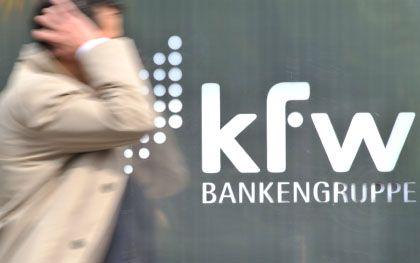 Aufwärtstrend: Die als Pannenbank verschieene KfW rechnet wieder mit Gewinnen