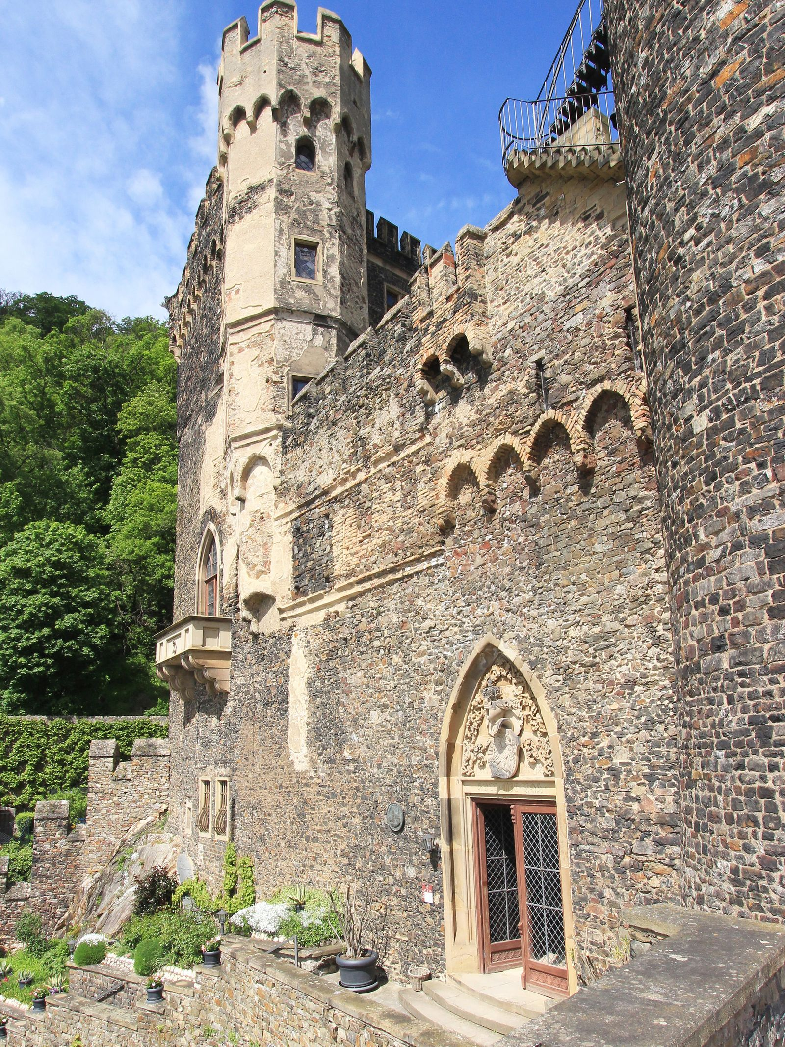 Mittleres Rheintal: Burgen, Riesling und Romantik