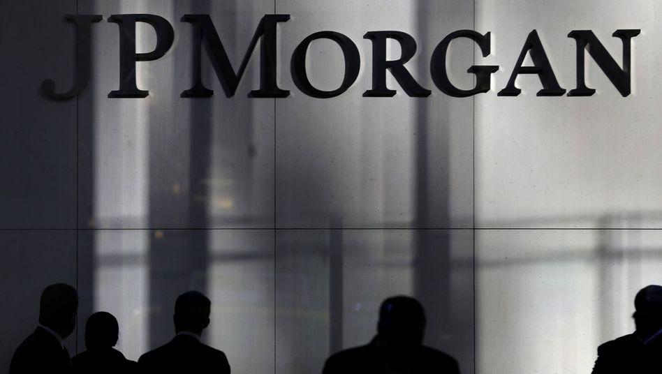 New Yorker JPMorgan-Zentrale: Chatrooms gesperrt